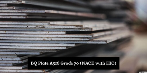 BQ Plate A516 Grade 70 (NACE with HIC)